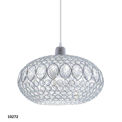 10272-lampara -cristal-recibidor-electricidad-aranda-almeria