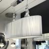 Lámpara de techo Oval Mercury Schuller 664115