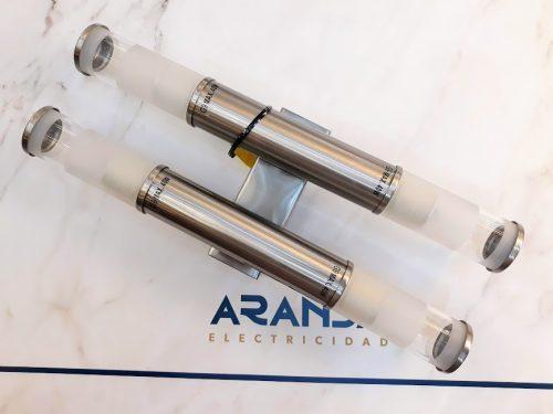 aplique-pared-4-g9-3137-4-globo-lamparas-electricidad-aranda-almeria