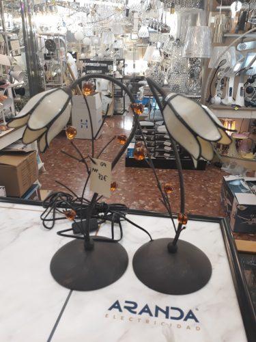oferta-mesita-faro-tiffay-electricidad-aranda-lamparas-almeria