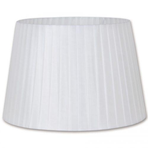 X45 HABL2-pantalla-plisada-blanca-conica-marnisa-electricidad-aranda-lamparas-almeria-