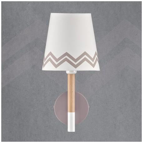 aplique-nordico-juvenil-zig-zag-en-blanco-y-vison-con-madera-anperbar-electricidad-aranda-lamparas-almeria-