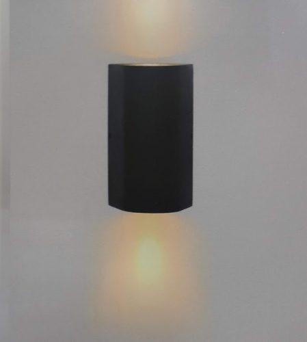aplique-pared-led-negro-luz-arriba-abajo-14w-electricidad-aranda-almeria-barato-calido