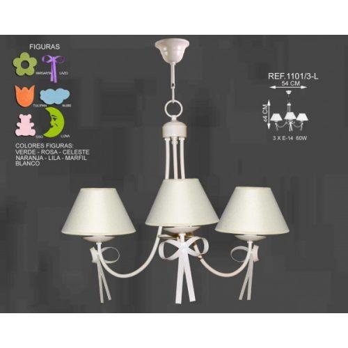 lampara-infantil-clasica-lazos-mercalampara-electricidad-aranda-almeria