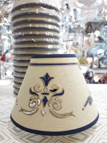 pantalla-para-lampara-e14-pequeña-elegante-azul-barata-ilexpa-comprar-almeria-electricidad-aranda