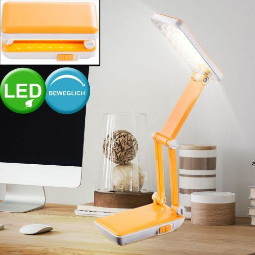 58355-2_flexo-naranja-clap-globo-led-electricidad-aranda-lamparas-almeria-