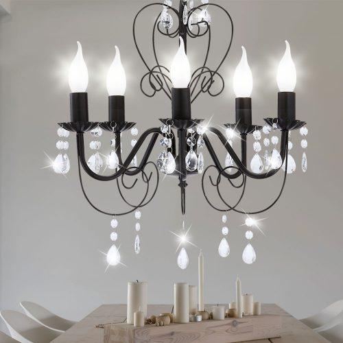 63127-5-02_chandelier-negra-globo-pinja-electricidad-aranda-lamparas-almeria-