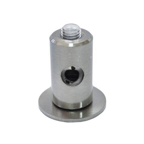 aislador-metal-satinado-cable-electricidad-aranda-lamparas-almeria-