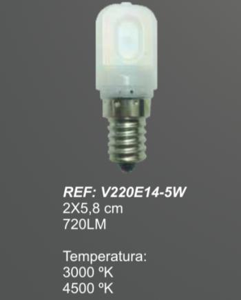 bombilla-pebetero-5w-led-e14-electricidad-aranda-lamparas-almeria-