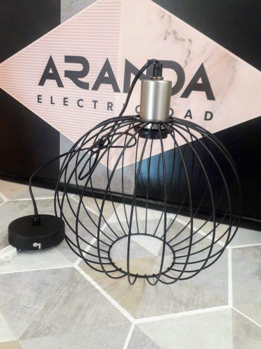 colgante-geometrico-negro-niquel-comprar-electricidad-aranda-lamparas-almeria-