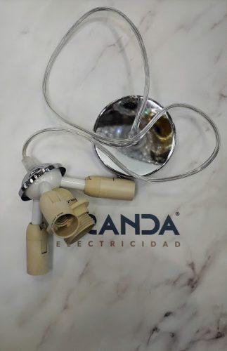 enfilaje-4-bombillas-cromo-if12-marinisa-cable-transparente-electricidad-aranda-almeria