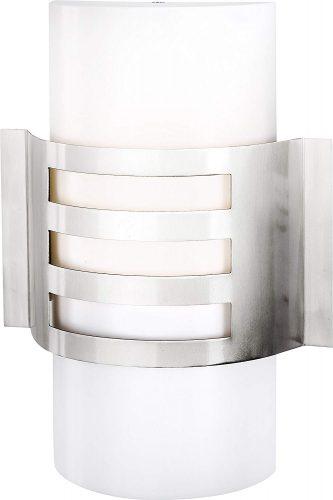 globo-32095 – Apliques de exterior (plástico), color plateado-globo-electricidad-aranda-lamparas-almeria-