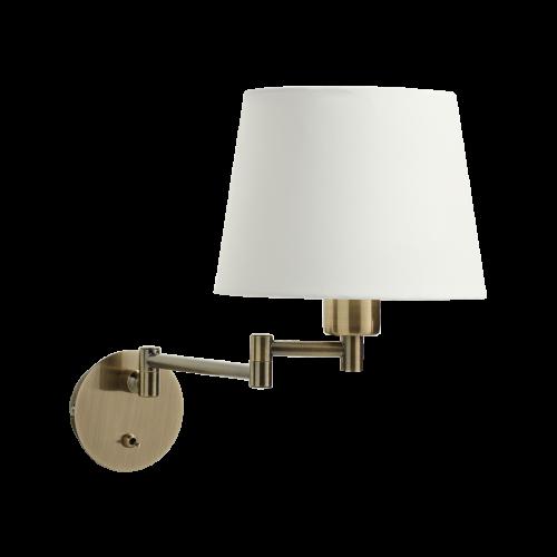 mdc_Magma-SWL_2-aplique-pared-cuero-bronce-clasico-articulado-pantalla-hotel-almeria-electricidad-aranda
