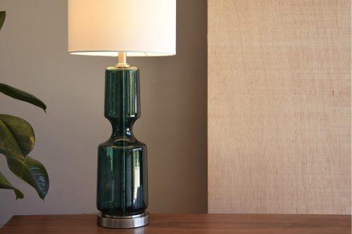 lampara-mesa-vidrio-verde-c-pantalla-vp-ourense-electricidad-aranda-lamparas-almeria-