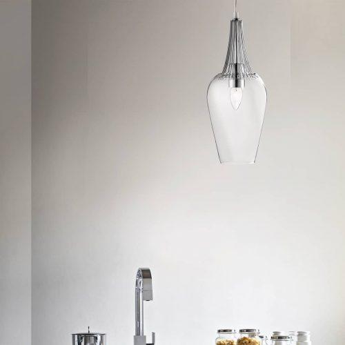 colgante-elegante-cristal-cromo-e27-electricidad-aranda-lamparas-almeria-searchlight