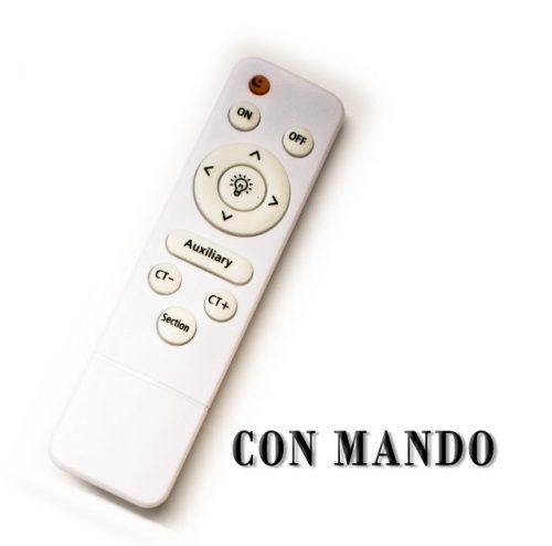 mando+plafones+led