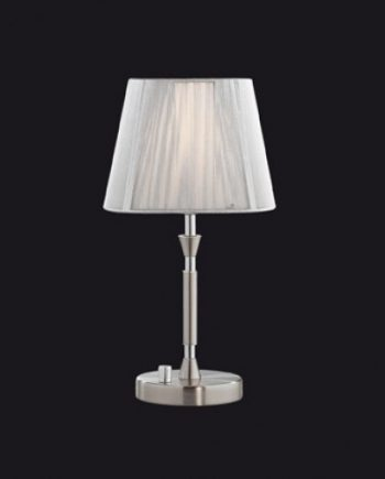 sobremesa con regulador paris ideal lux