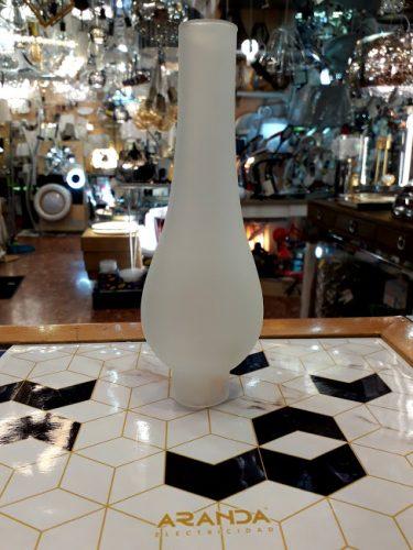 tubo-repuesto-quinque-antiguo-cristal-comprar-electricidad-aranda-almeria-transparente-mate-boca-pequeña