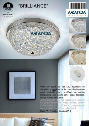 plafon-led-schuller-mando-distancia-brillance-electricidad-aranda-lamparas-almeria-