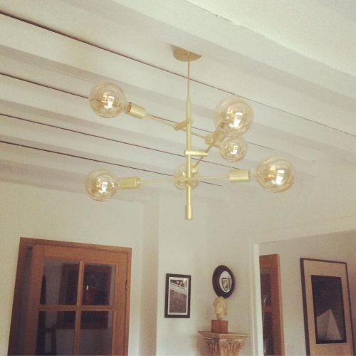 lampara-dorada-bombillas-eleganteopjet=paris-12470-comprar-electricidad-aranda-lamparas-almeria-online