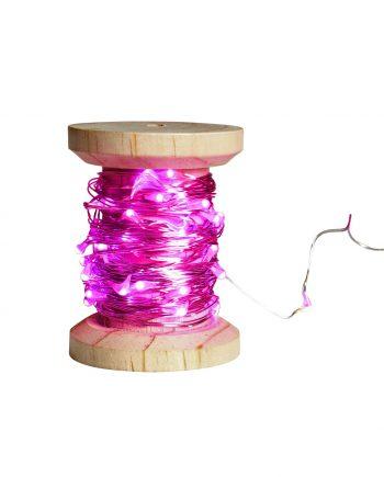 opjet-paris-011695_10pcs_bobine_guirlande_lumineuse_argente_60_led_rose-guirnalda-rosa-led-usb-electricidad-aranda-almeria