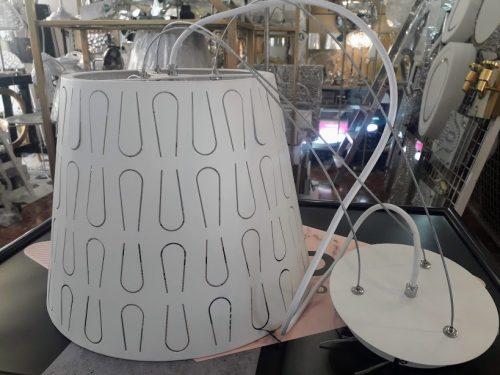 Colgante-blanco-cono-perforado-SENT-3692-35-E27-Acb-Iluminacion-metalico-mate-lampara-juvenil-cocina
