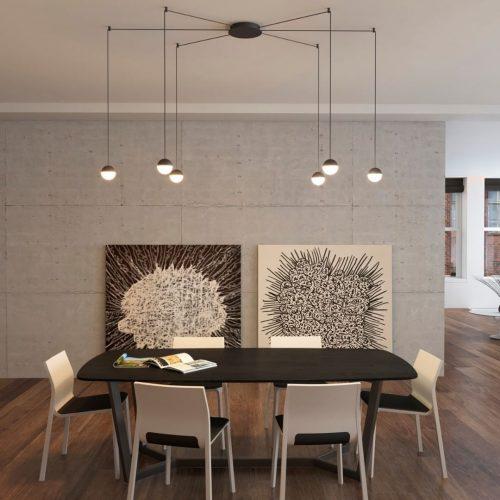 lampara-esferas-negras-led-custo-acb-electricidad-aranda-lamparas-almeria-