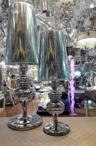 sobremesa-josephine-cromo-elegante-revista-electricidad-aranda-lamparas-almeria-