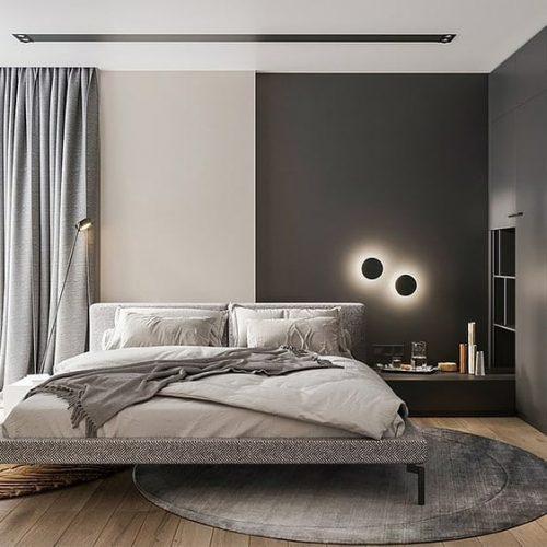 aplique-led-forlight-negro-electricidad-aranda-lamparas-almeria-