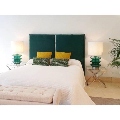 Sobremesa vidrio cristal Verde XL Vp Ourense 34U7832V comprar-sobremesa-dormitorio-original-grandes-diseno-calidad-qw-online