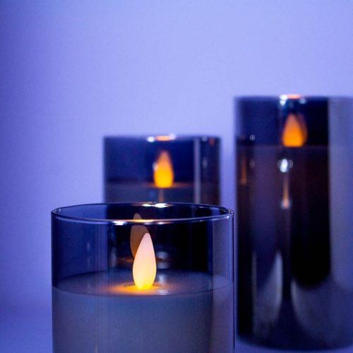 pack-3-velas-decorativas-plateadas-f-bright-comprar-aranda-almeria