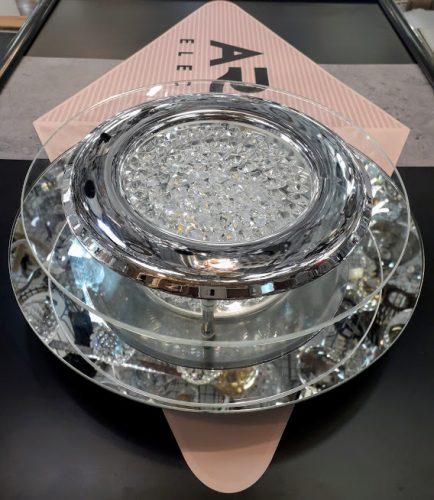 plafon-led-con-espejo-mirrow-diseno-luxury-searchlight-1692cc-dormitorio-pasillo-aranda-almeria