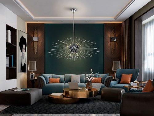 schuller-evasion-381628d-cromo-electricidad-aranda-lamparas-almeria–9-light-pendant-dark-chrome-with-remote