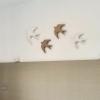 anduriña-pajaro-ceramica=pared-vp