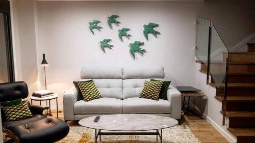 decoracion-pajaros-pared-vp-interiorismo-comprar-electricidad-aranda-lamparas-almeria-