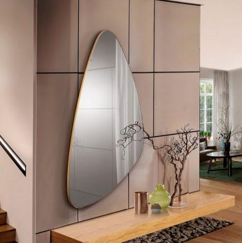 espejo-orio-schuller-grande-filo-dorado-triangulo-electricidad-aranda-lamparas-almeria-