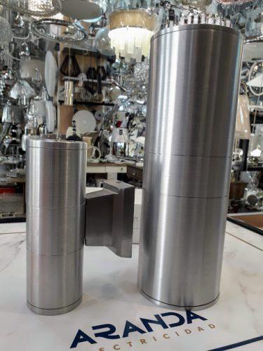gun-small-big-ideal-lux-aranda-aplique-exterior-arriba-abajo-e27-gu10-aluminio-redondo-aluminio