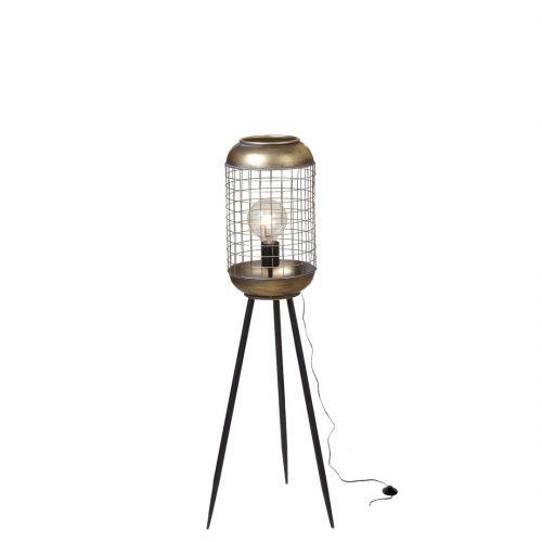 lampara-tripode-foimpex-oval-negro-oro-electricidad-aranda-lamparas-almeria-