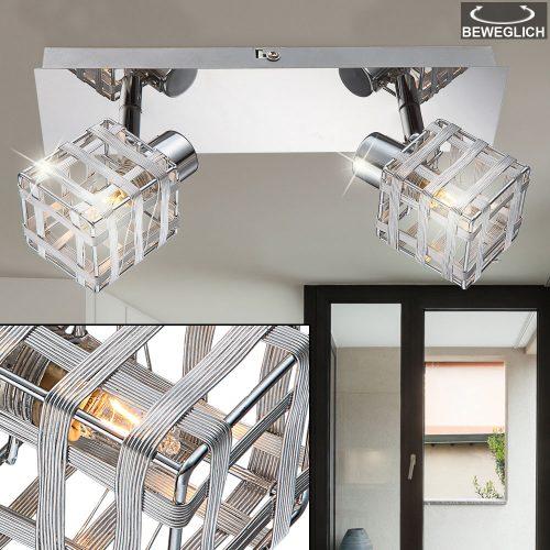 56691-2-2_thunder-cromo-regleta-de-dos-focos-moderno=g9-globo-lighting