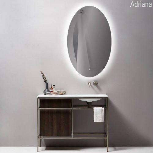 ESPEJO-MIRROW-ADRIANA-OVAL-CON-LED-ELECTRICIDAD-ARANDA-LAMPARAS-ALMERIA-ACB-ILUMINACION