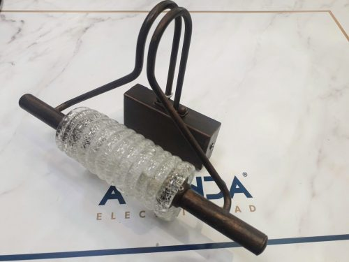 aplique-rustico-cristal-marron-g9-bebe-ideal-lux-electricidad-aranda-lamparas-almeria-