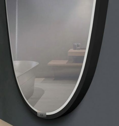 espejo-led-negro-oval-diseno-electricidad-aranda-lamparas-almeria-led-onix-acb-iluminacion