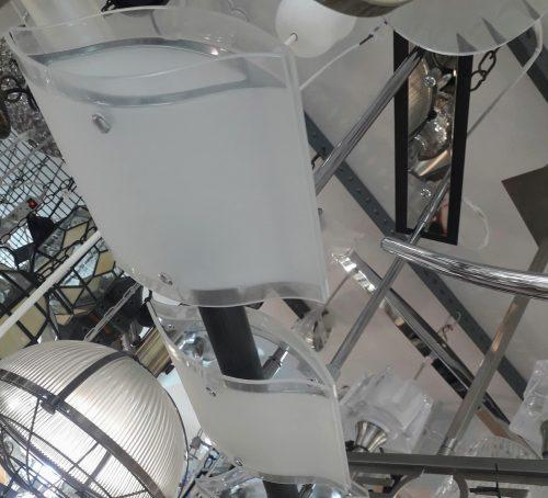 lampara-alemar-ajp-iluminacion-cristal-cromo-wengue-linea-electricidad-aranda-lamparas-almeria-