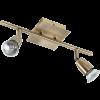 mdc_5-5415-44-regleta-foco-ecco-gu10-basico-dorado-electricidad-aranda-lamparas-almeria-