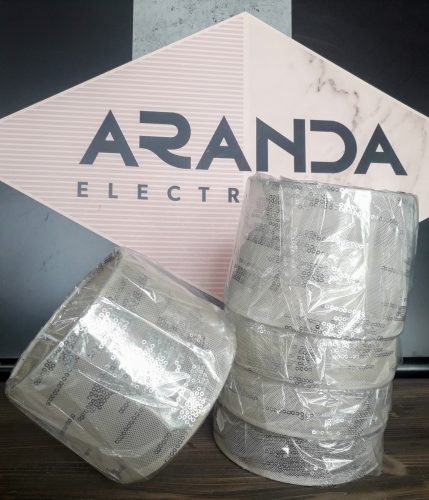 pantalla-blanca-plata-para-lampara-e14-restaurar-comprar-en-electricidad-aranda-lamparas-almeria-