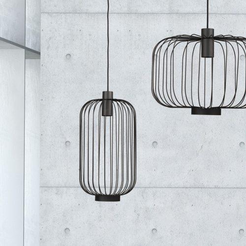 CAGE_ALLAN-nowodvorski-colgante-geometrico-negro-moderno-electricidad-aranda-lamparas-almeria-