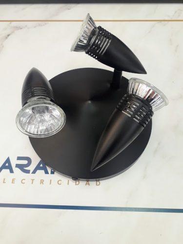 plafon-base-focos-negro-gu10-comprar-encontrar-tienda-online
