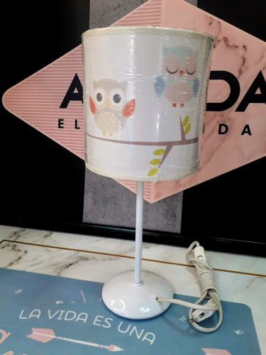 sobremesa-bebe-infantil-anperbar-blanco-pantalla-con-buho-en-electricidad-aranda-almeria