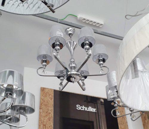 lampara=cromo-tegaluxe-cromo-pantallas-plata-elegante-grande-electricidad-aranda-lamparas-almeria-