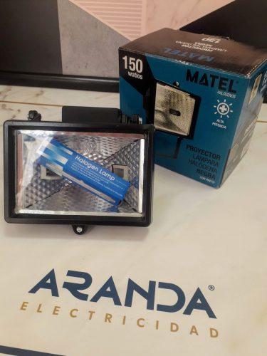 proyector-halogeno-150w-mini-negro-comprar-electricidad-aranda-lamparas-almeria-